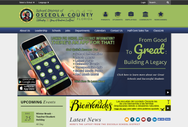 Osceola School District thumbnail