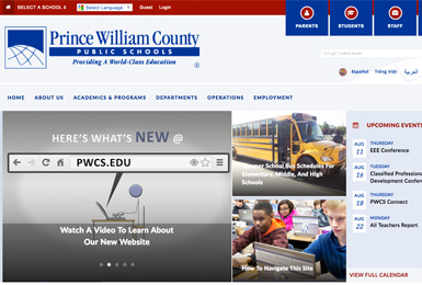 Prince William County PS thumbnail