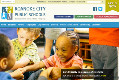Roanoke City Public Schools thumbnail